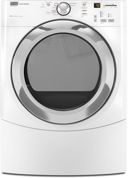 Maytag Mgde300vw 27 Inch Gas Dryer With 7 0 Cu Ft