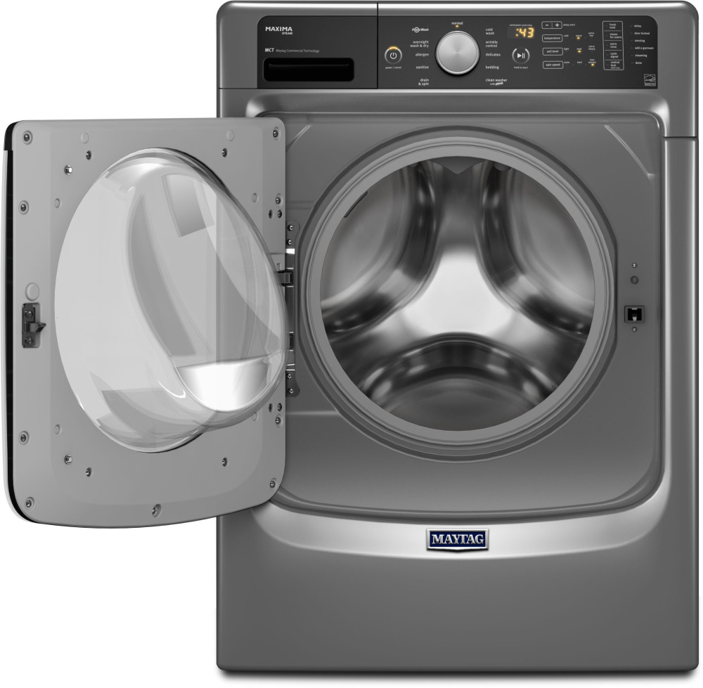 Maytag Mhw7100dc 27 Inch 4 5 Cu Ft Front Load Washer