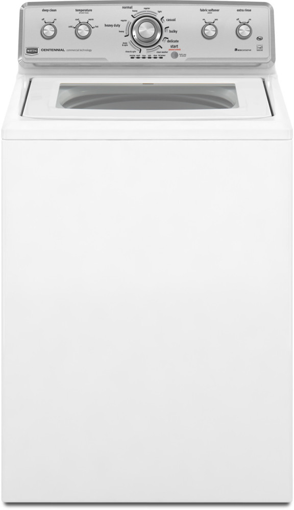 Maytag Mvwc450xw 27 Inch Top Load Washer With 3 6 Cu Ft