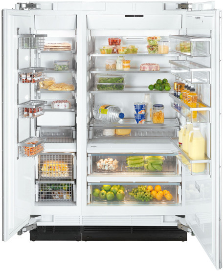 miele f1411vil 18 inch built in fully integrated all freezer with cu ft capacity 3. Black Bedroom Furniture Sets. Home Design Ideas