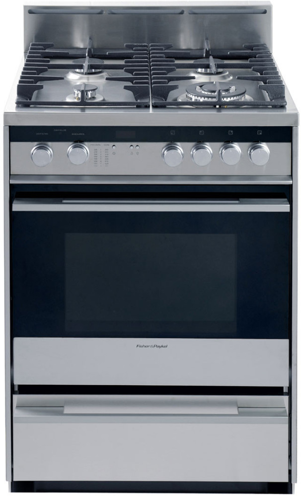 Fisher Paykel Or24sdmbgx1 24 Inch Pro Style Gas Range