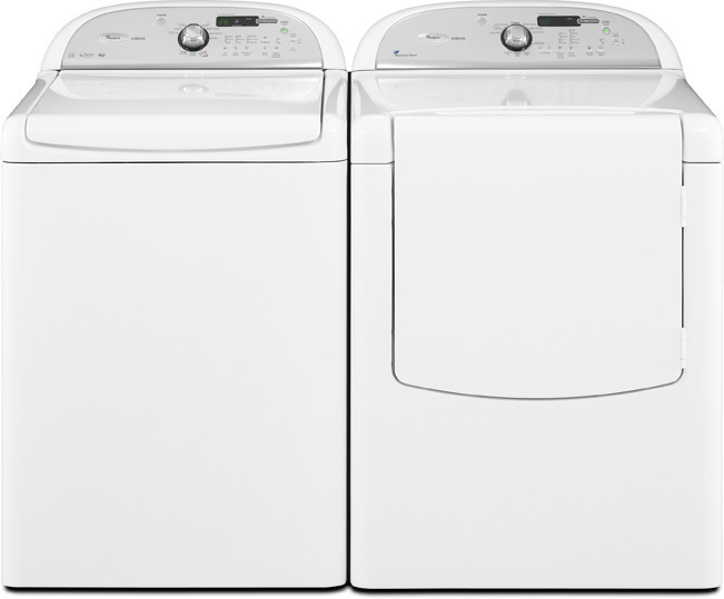 Whirlpool Wtw7300xw 27 Inch Top Load Washer With 4 0 Cu