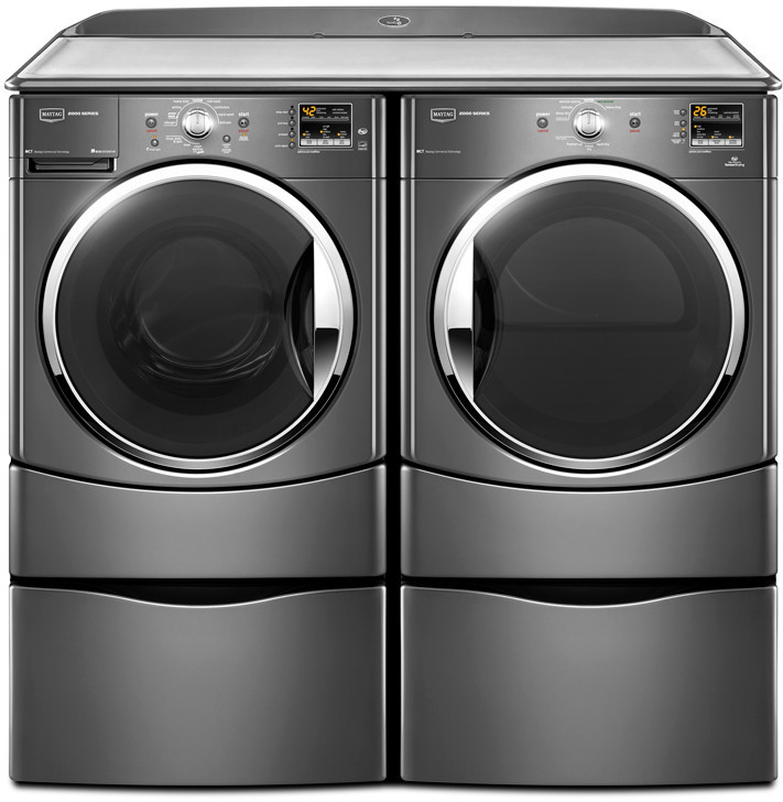 Maytag Mhwe251yg 27 Inch Front Load Washer With 3 5 Cu Ft