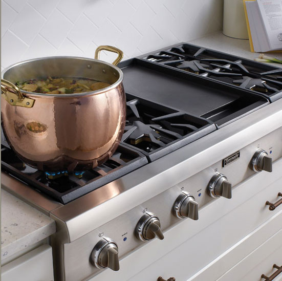 Thermador Pcg364gd 36 Inch Pro Style Gas Rangetop With 4