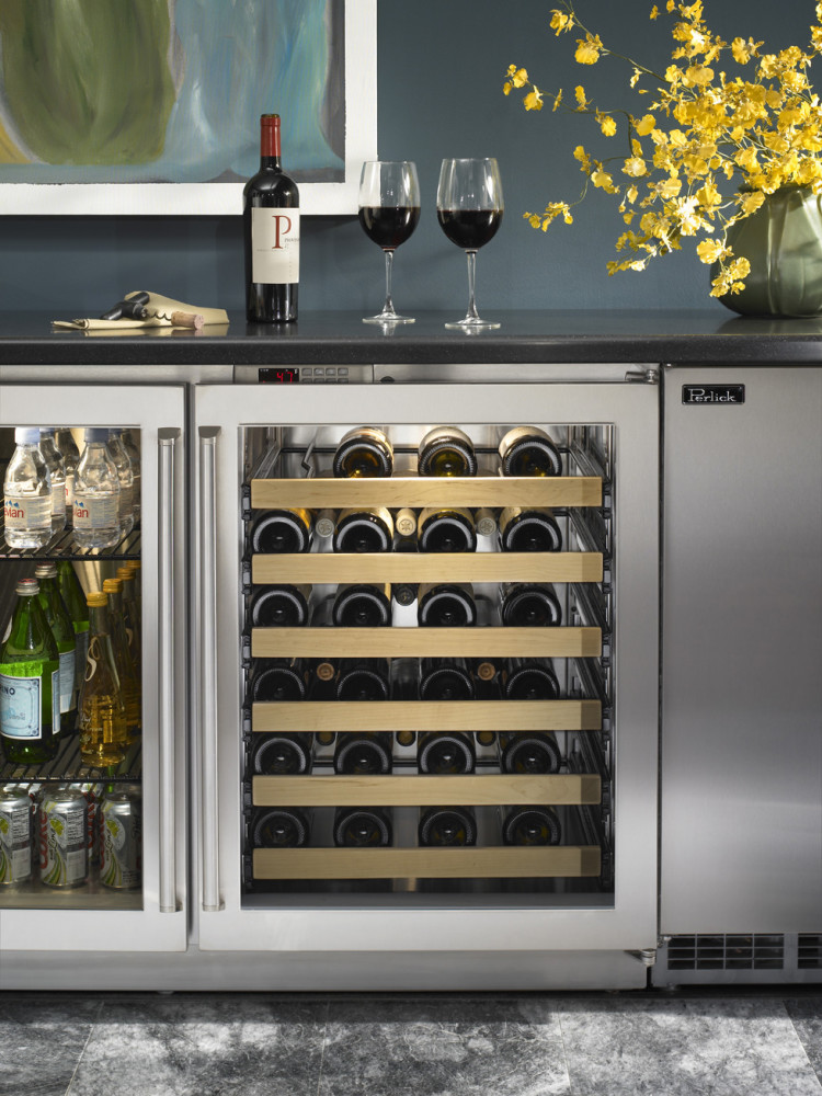 Perlick H2rd5wd 48 Inch Built In Refrigerator Drawer Wine