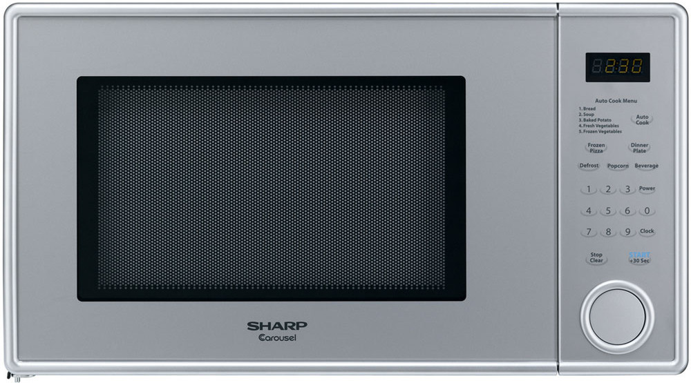 cu. ft. Countertop Microwave Oven with 1000 Cooking Watts, 11 Power ...