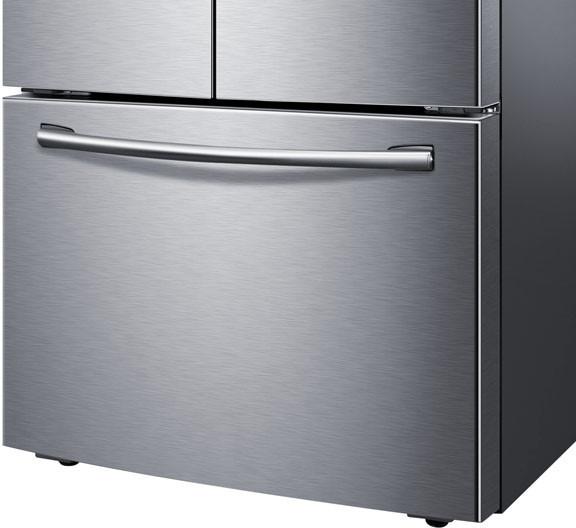 Samsung Rf23hcedb 36 Inch French Door Refrigerator With 22
