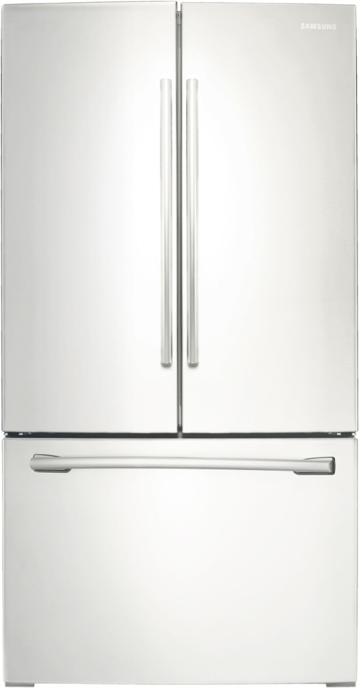 Samsung Rf260beaeww 36 Inch French Door Refrigerator With