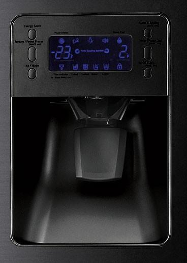 Samsung Rf26vabbp 25 5 Cu Ft French Door Refrigerator