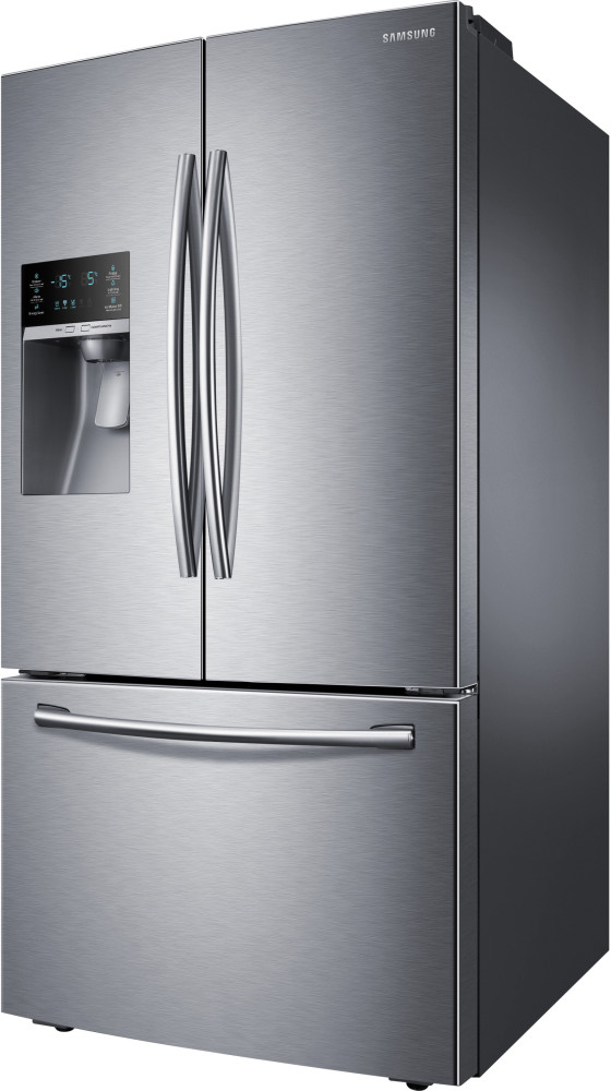 Samsung Rf28hfedbsr 36 Inch French Door Refrigerator With