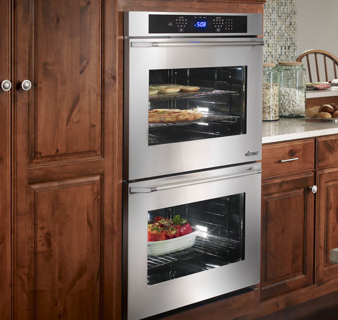 Dacor Ro230s 30 Inch Double Electric Wall Oven With 4 8 Cu
