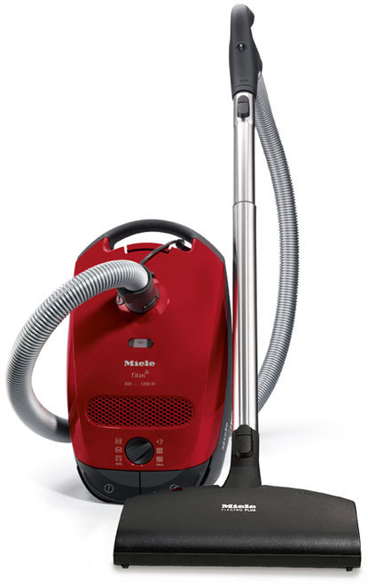 Miele S2181titan Titan Canister Vacuum Cleaner With 1200