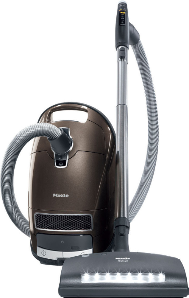 Miele s8990uniq s8990 uniq canister vacuum cleaner with for Miele vacuum motor brushes