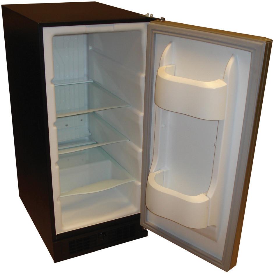 Scotsman scr331ba 15 inch compact companion refrigerator for 15 inch door