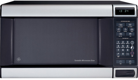 Countertop Microwave 22 Inches Wide : GE JES1334 1.3 Cu. Ft. Capacity Countertop Microwave Oven with Instant ...