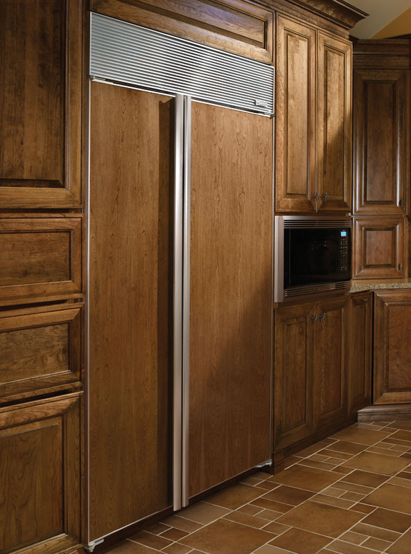 Sub Zero Bi48so 48 Inch Built In Side By Side Refrigerator
