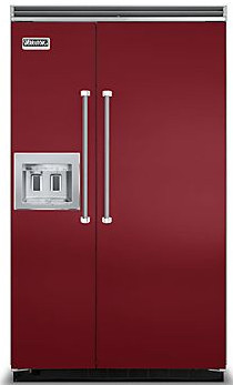 Viking Vcsb5481d 48 Inch Quiet Cool Built In Side By Side
