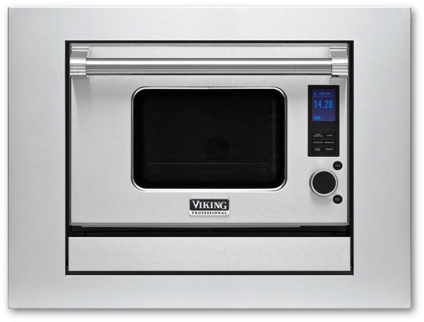 Viking Vcso210ss 1 1 Cu Ft Countertop Combi Steam