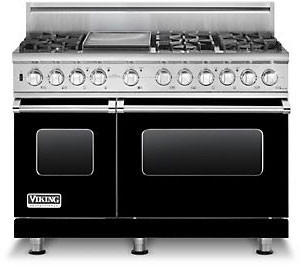 Viking Vdsc5486g 48 Inch Pro Style Dual Fuel Range With 7