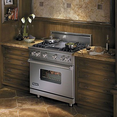 Viking Vgcc5366bss 36 Inch Gas Range With 5 1 Cu Ft