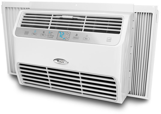 Whirlpool W5wce128xw 12 000 Btu Room Air Conditioner With