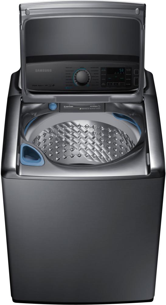 Samsung Wa56h9000a 30 Inch 5 6 Cu Ft Top Load Washer