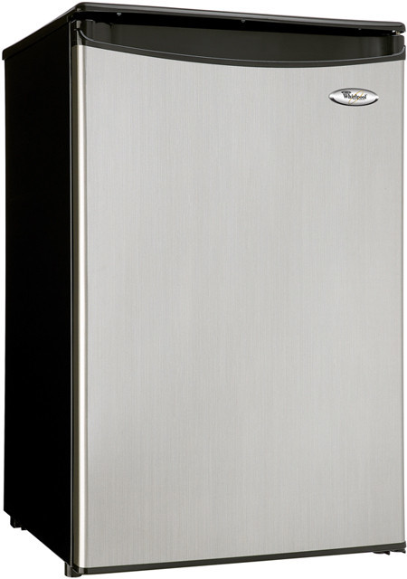 Whirlpool War488bsl 4 4 Cu Ft Compact Refrigerator With