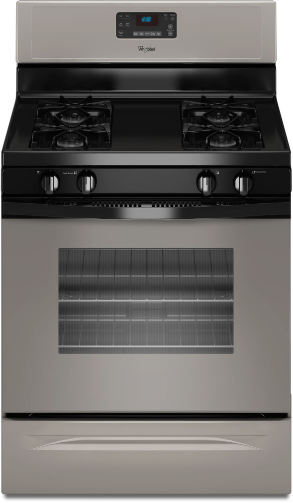 Whirlpool Wfg510s0ad 30 Inch Freestanding Gas Range With 4