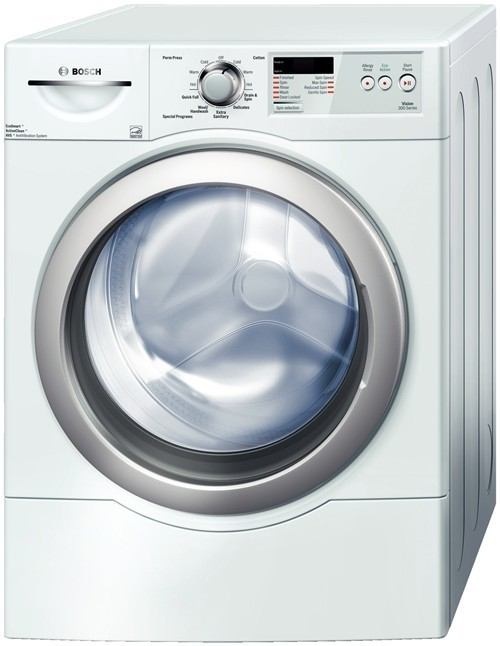 Bosch Wfvc3300uc 27 Inch Front Load Washer With 4 4 Cu Ft