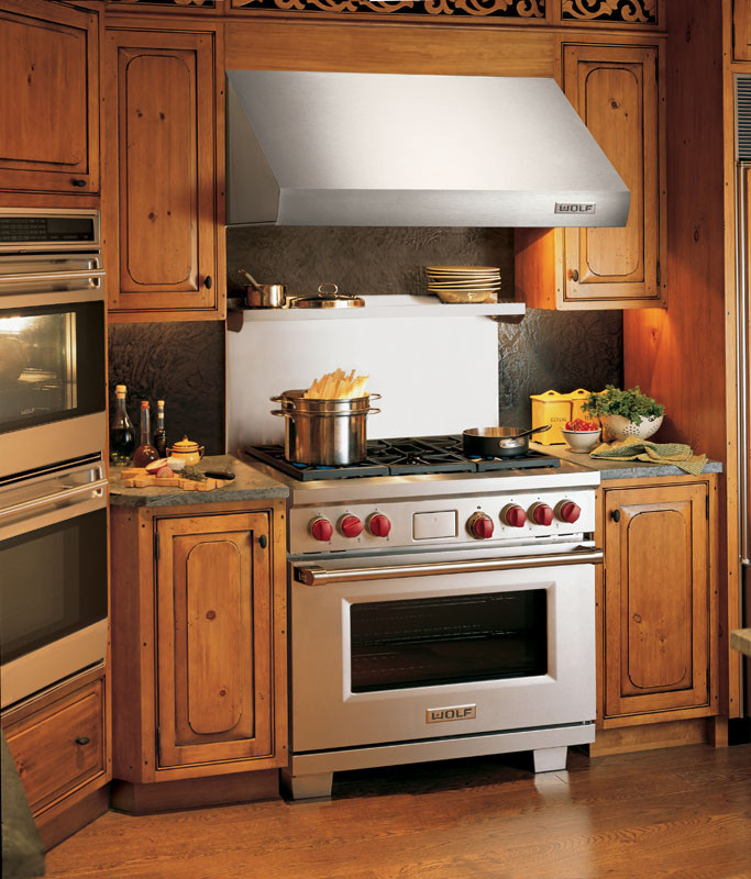 Wolf DF366X 36 Inch Pro-Style Dual-Fuel Range With 5.4 Cu