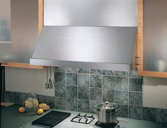 What Is Cfm >> Best WP28M Wall Mount Pro-Style Range Hood with Optional Blowers, Variable Speed Rotary Control ...