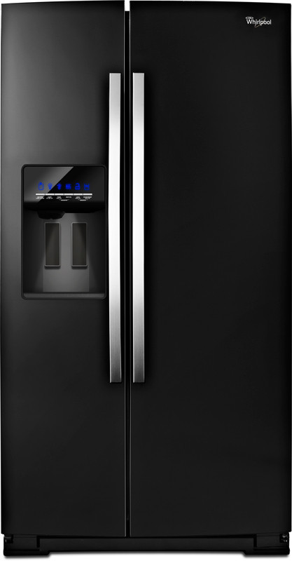 Whirlpool Wrs526siae 26 Cu Ft Side By Side Refrigerator