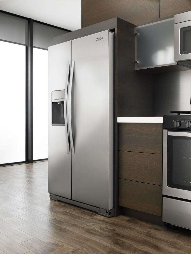 Whirlpool Wrs571cidw 36 Inch Side By Side Refrigerator