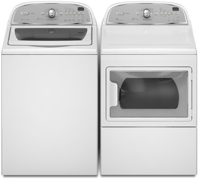 Whirlpool Wtw5700xw 27 Inch Top Load Washer With 3 6 Cu