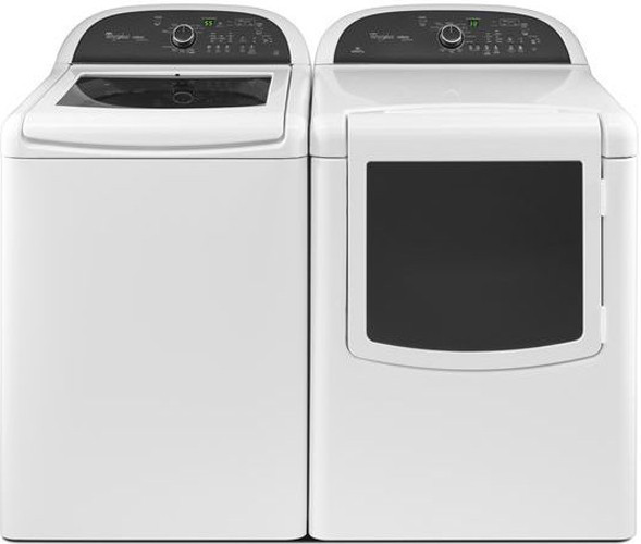 whirlpool wtw8100bw 28 inch top load washer with 4 5 cu ft capacity 11 wash cycles adaptive. Black Bedroom Furniture Sets. Home Design Ideas