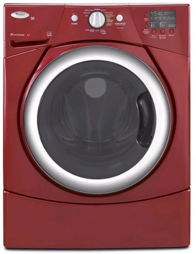 Whirlpool Wfw9250wr 27 Inch Front Load Washer With 3 5 Cu
