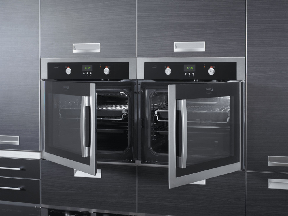 Fagor 5ha200lx 24 Inch Single Electric Wall Oven With 1 8