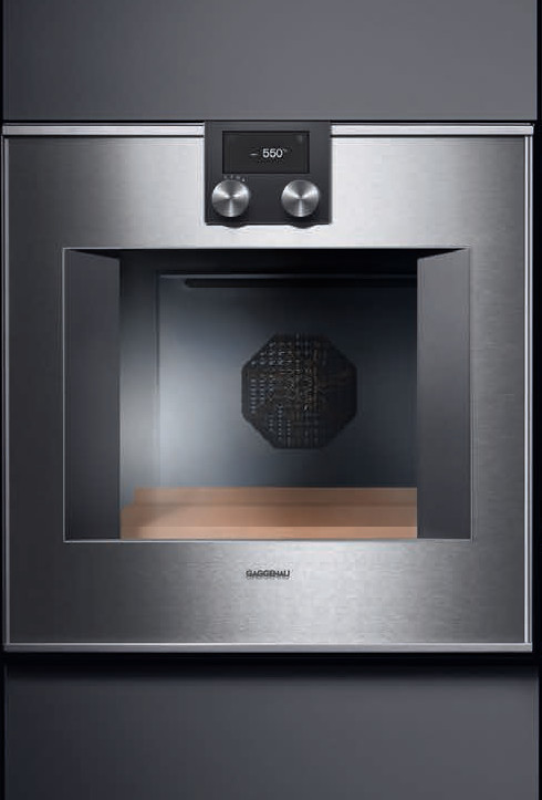 Gaggenau Bo450611 24 Inch Single Electric Wall Oven With 3