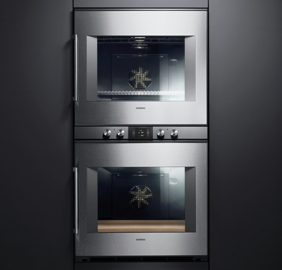 Gaggenau Bx480611 30 Inch Double Electric Wall Oven With 4