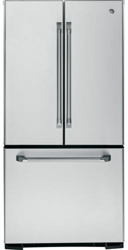 Ge Cns23sshss 33 Inch French Door Refrigerator With 22 7
