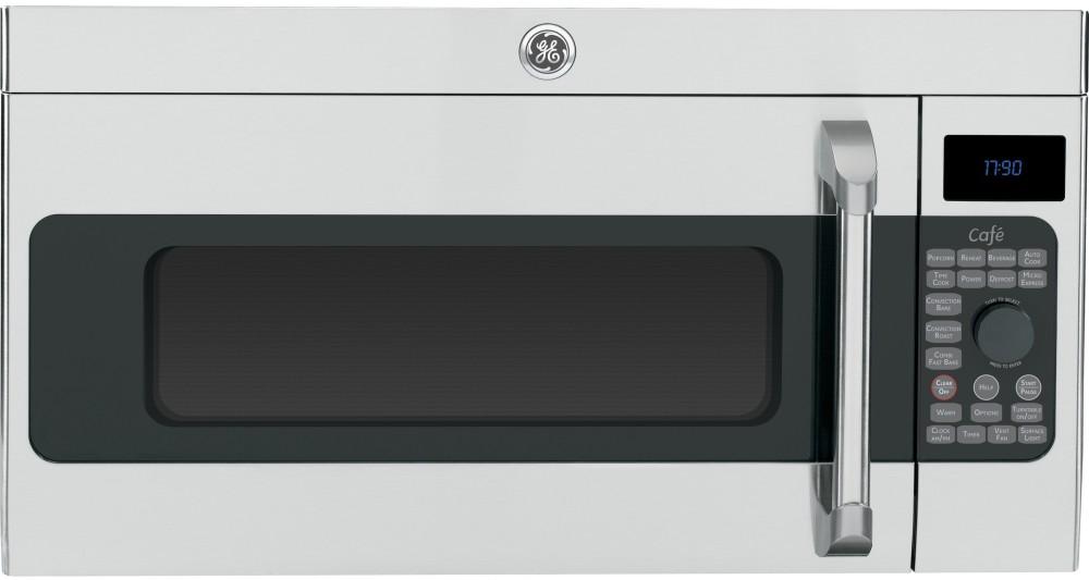 Ge Cvm1790ssss 1 7 Cu Ft Over The Range Microwave Oven