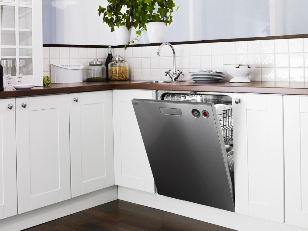 Asko D5434xxls Full Console Dishwasher With 14 Place