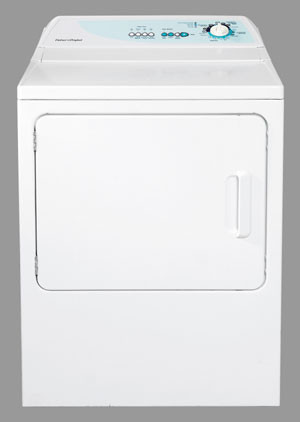 Fisher Amp Paykel De09 27 Inch Electric Dryer With 6 Cu Ft