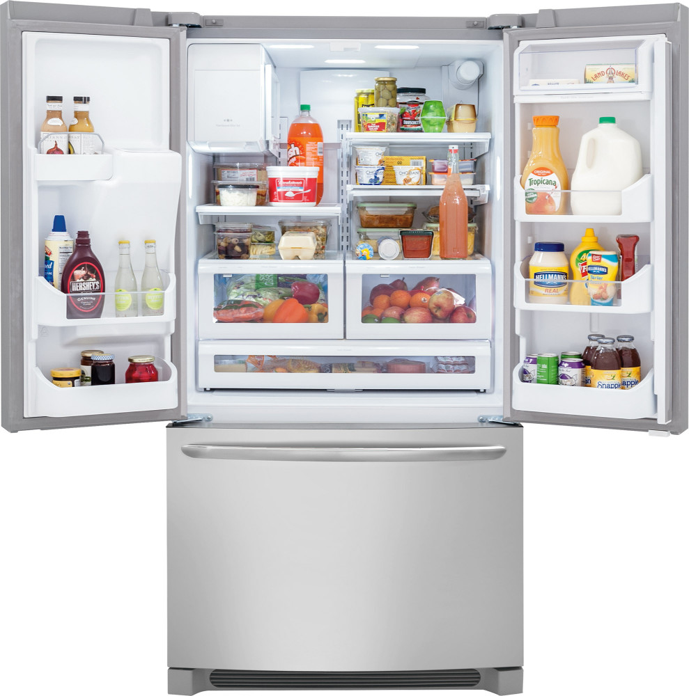 Frigidaire Dghf2360pf French Door Refrigerator Aj Madison