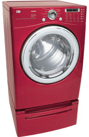 Lg Dlg7188rm 27 Inch Gas Dryer With 7 3 Cu Ft Capacity