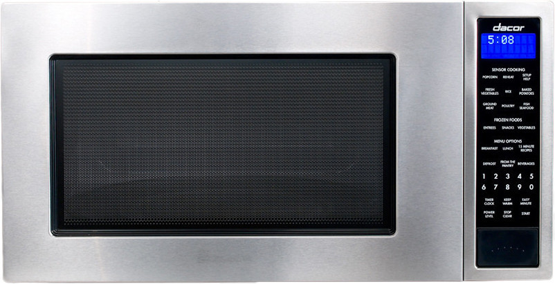 Dacor Dmw2420s 2 0 Cu Ft Countertop Micrwave Oven With