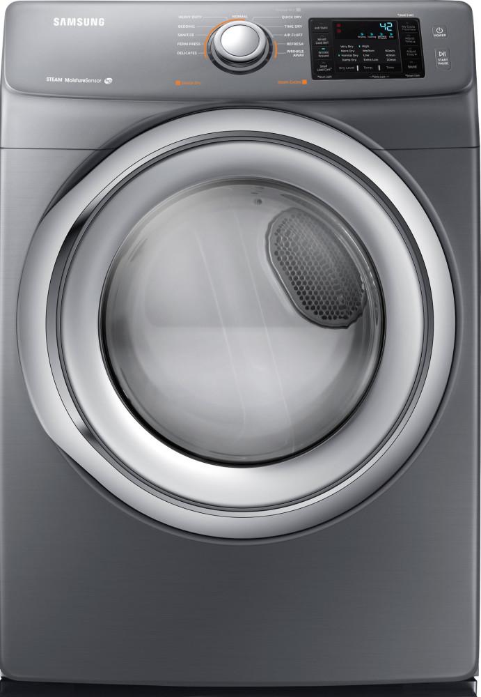 Samsung Dv42h5200ep 27 Inch 7 4 Cu Ft Electric Dryer