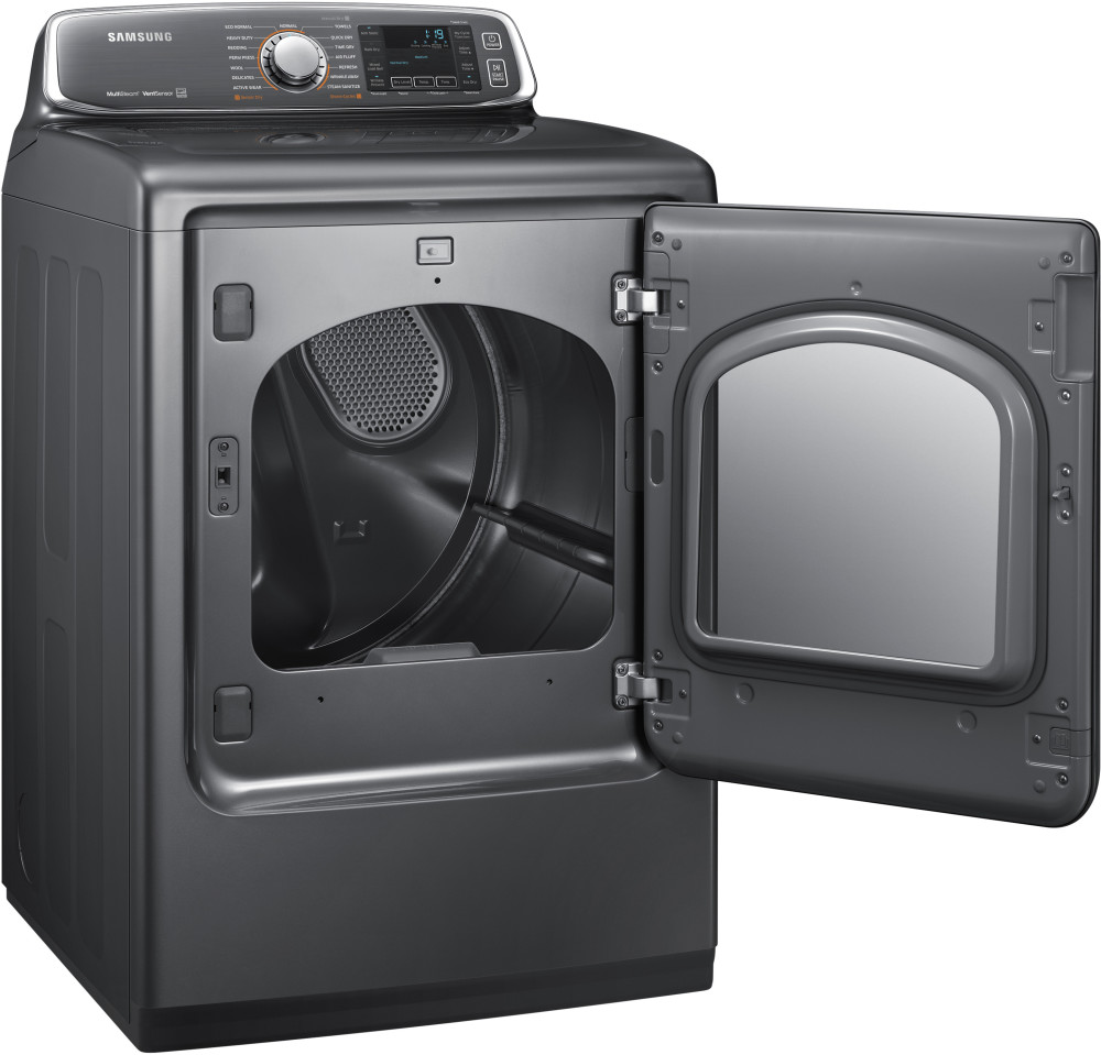 Samsung Dv52j8700ep 27 Inch 7 4 Cu Ft Electric Dryer