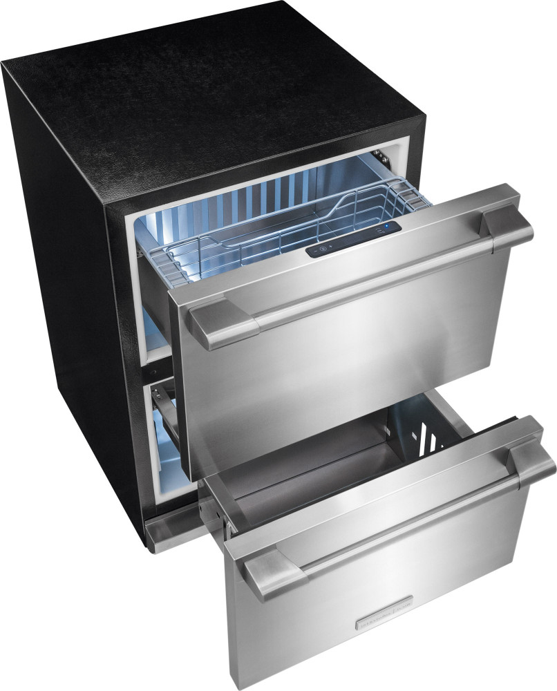 Electrolux E24rd50qs 24 Inch Undercounter Built In Double