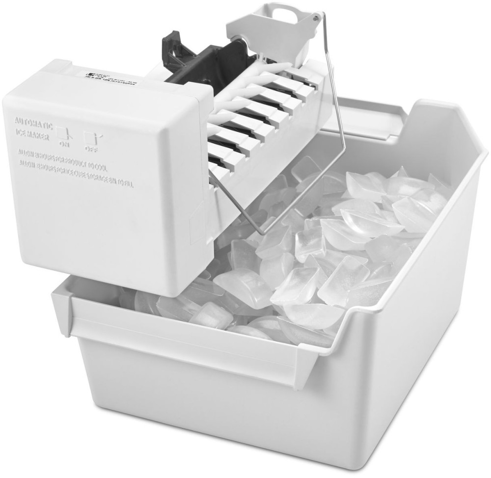 hook up whirlpool ice maker Refrigerator ice maker water line installation kit you will start the line from the refrigerator but do not install it onto the fridge yet next post: whirlpool refrigerator water filters – how often should i replace the filter.